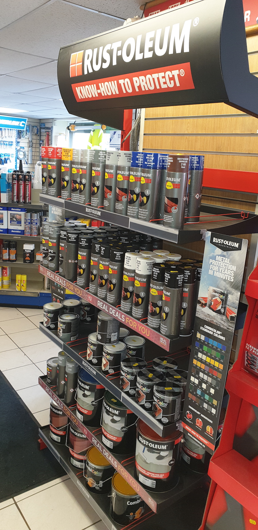 rust-oleum products