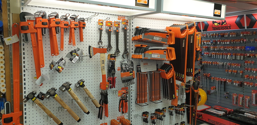 tengtools wrenches saws and hammers