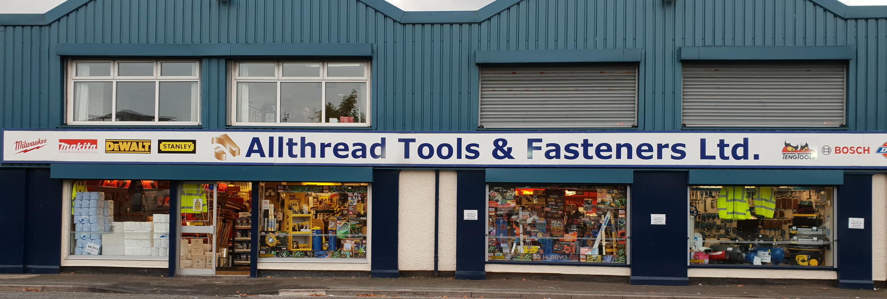 tools and fasterners stockist in Preston